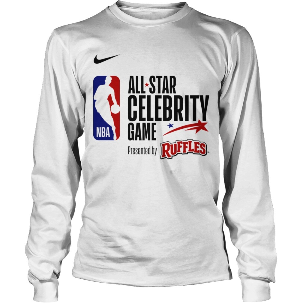 2019 NBA All Star Celebrity Game Long Sleve Tee