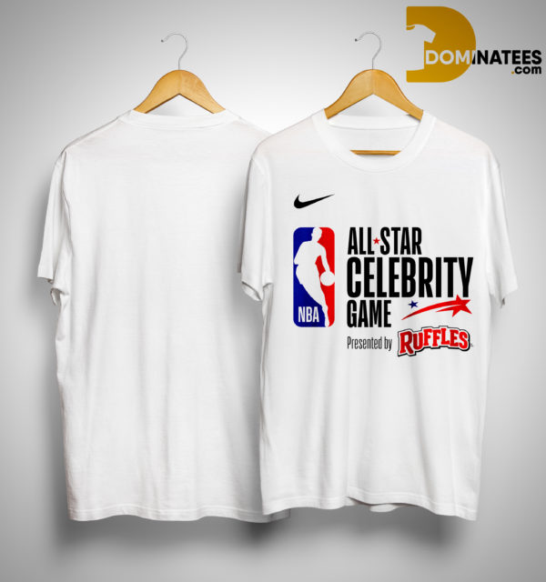 2019 NBA All Star Celebrity Game Shirt