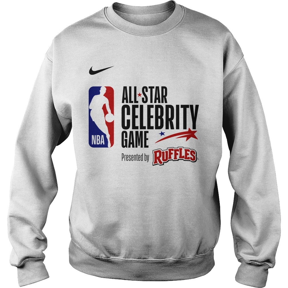 2019 NBA All Star Celebrity Game Sweater