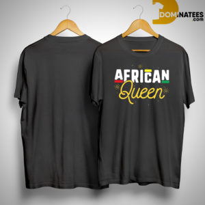 African Queen Black History Month Shirt