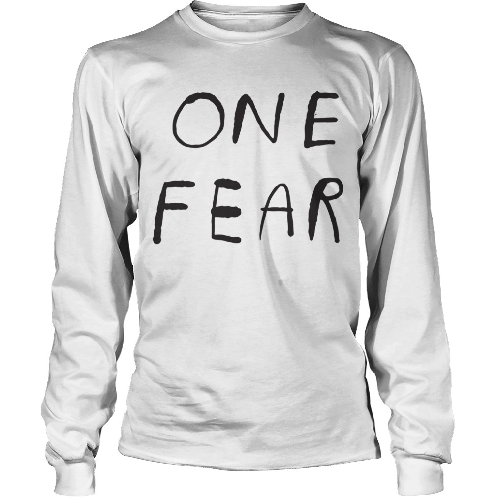 Branson Reese One Fear Long Sleeve Tee