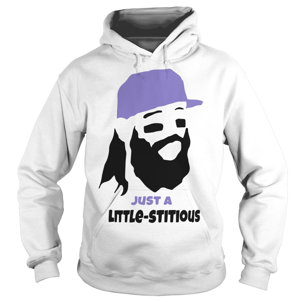 Colorado Rockies Just A Little-stitious Hoodie