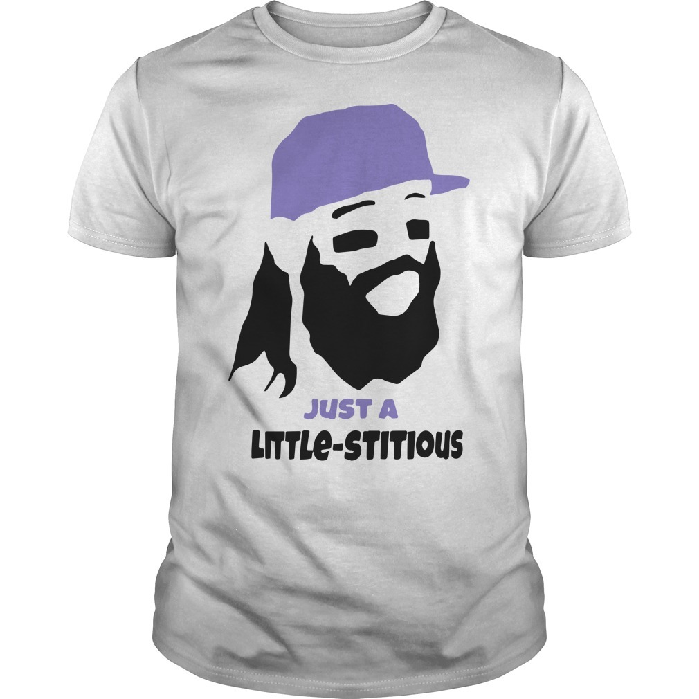 Colorado Rockies Just A Little-stitious Shirt