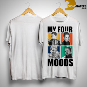 Gavin Thomas My Four Moods Shirt