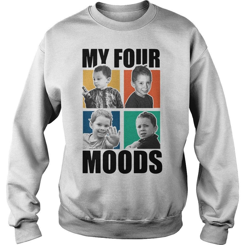 Gavin Thomas My Four Moods Sweater