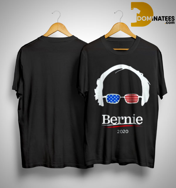 Hair And Glasses Bernie 2020 Shirt