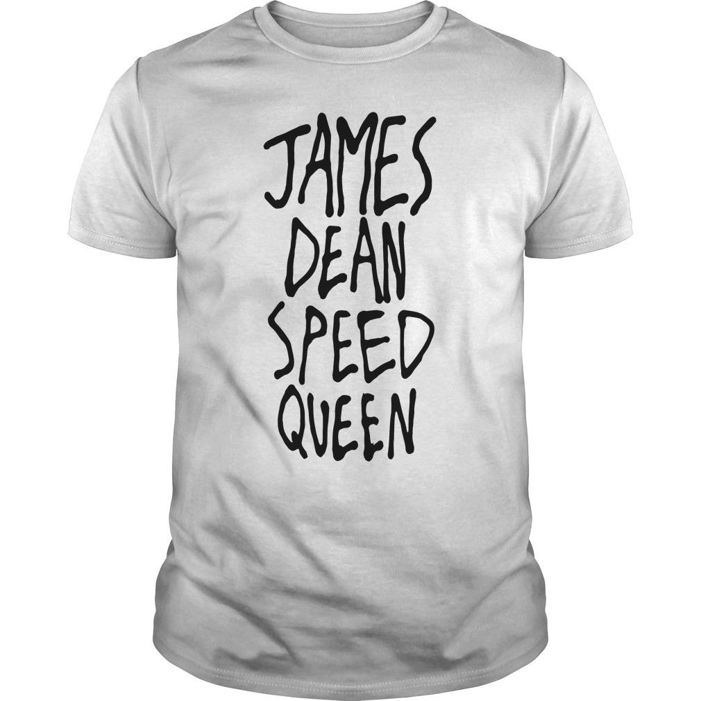 James Clean Speed Queen Shirt