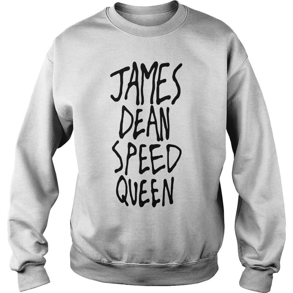 James Clean Speed Queen Sweater