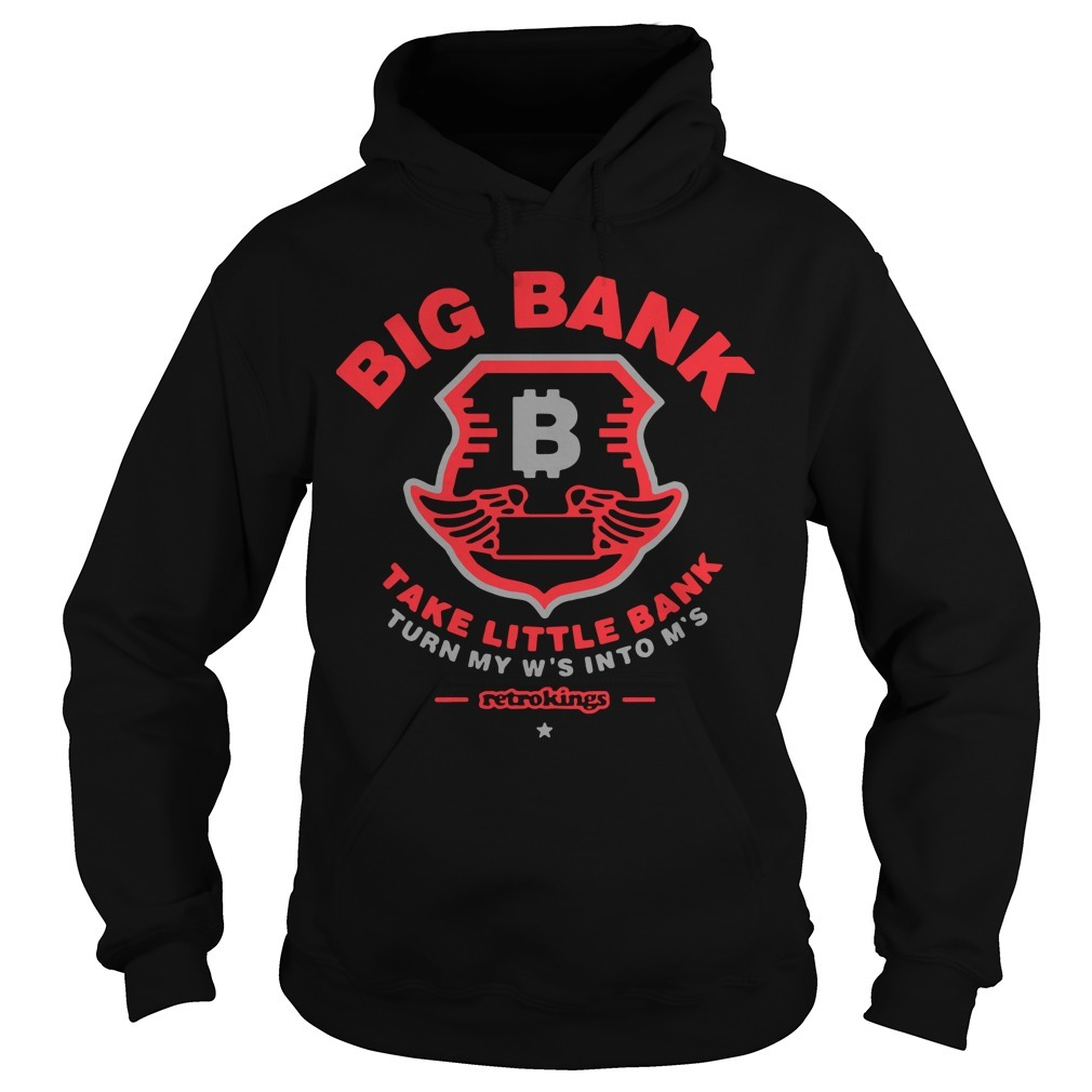 Jordan 6 Infrared Retro Kings Big Bank Sneaker Hoodie