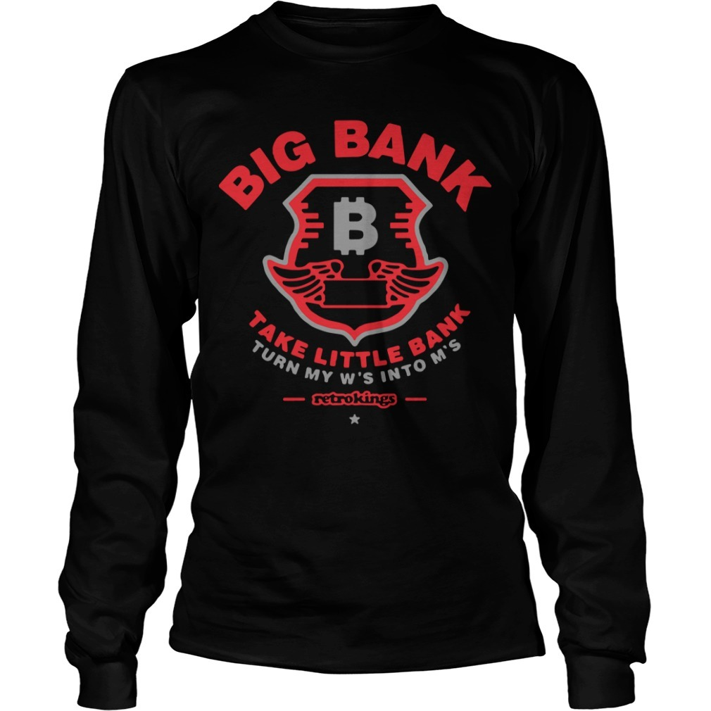 Jordan 6 Infrared Retro Kings Big Bank Sneaker Long Sleeve Tee