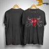 Jordan 6 Infrared Retro Kings Bully Bones Sneaker Shirt