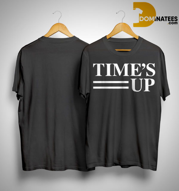 Jussie Smollett Time's Up Shirt