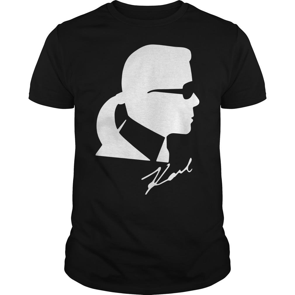 Official Rip Karl Lagerfeld Shirt