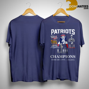 Pat Patriot Champions 2019 Shirt