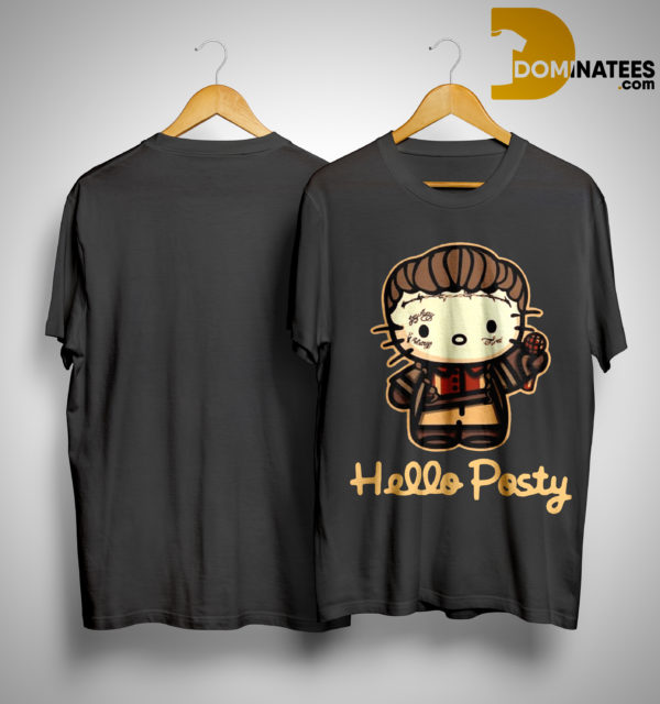 Post Malone Hello Posty Shirt