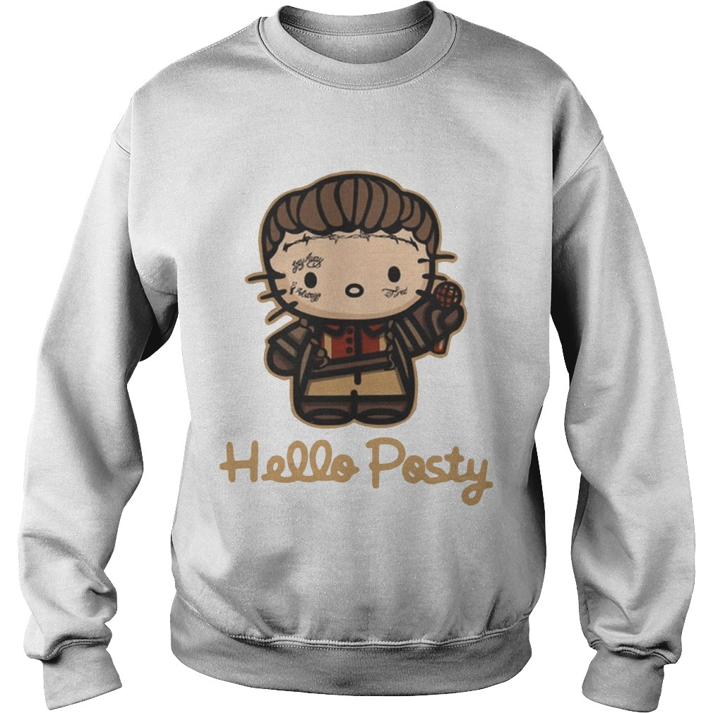 Post Malone Hello Posty Sweater