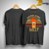 The Muppet Show Beaker Meepers Gonna Meep Sunset Shirt