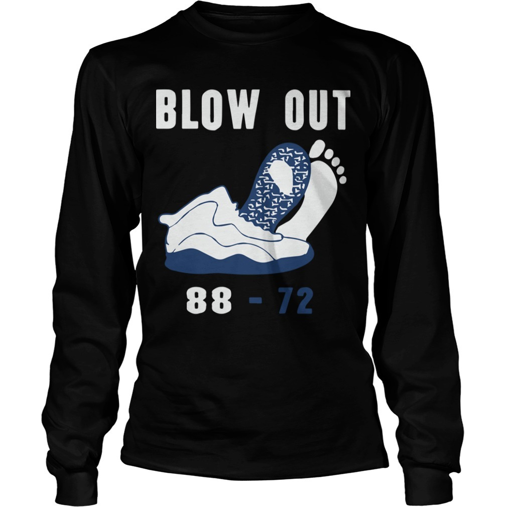 Zion Williamson Nike Blow Out 88 72 long Sleeve Tee