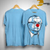 david stern clown shirt