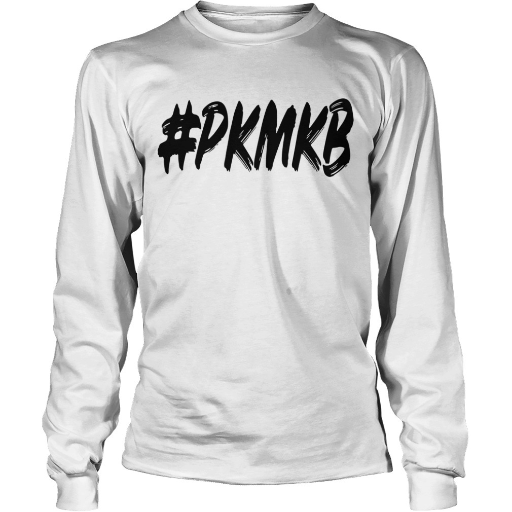 pkmkb Long Sleeve Tee