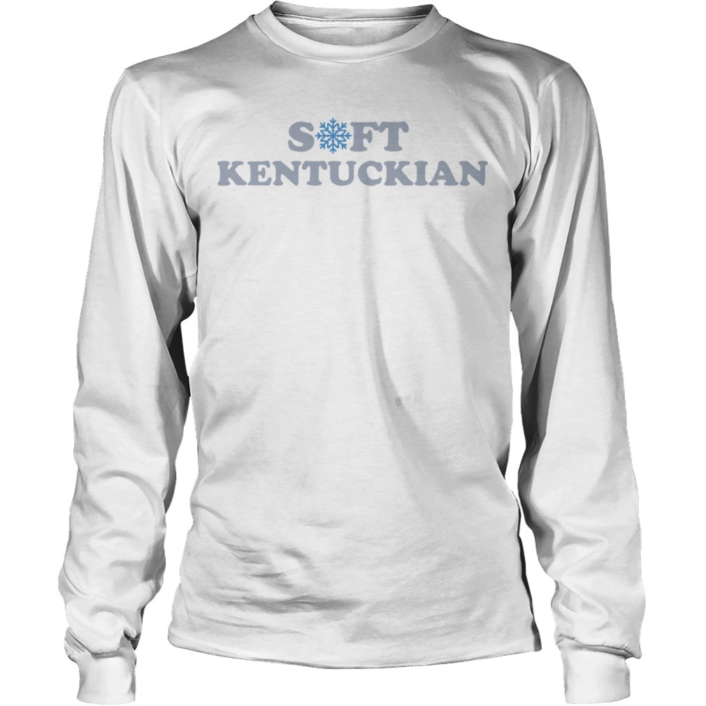 soft kentuckian Long Sleeve Tee