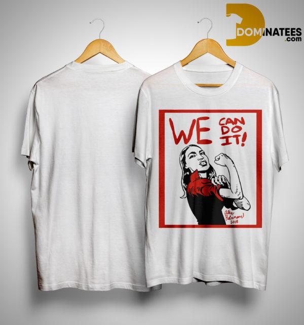 AOC We Can Do It Shirt