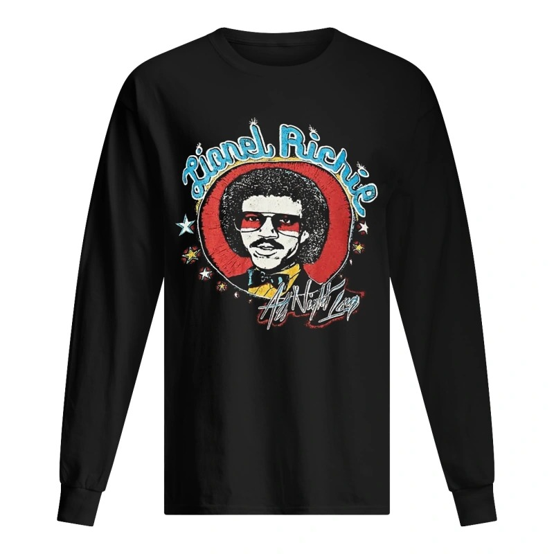 American Idol Katy Perry lionel richie Long Sleeve Tee