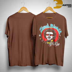 American Idol Katy Perry lionel richie shirt