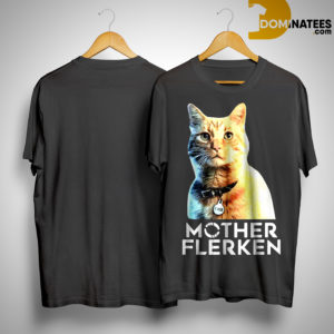 Captain Marvel Cat Goose Mother Flerken Shirt