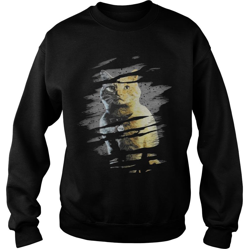 Caption Marvel Flerken Goose The Cat Inside Me Sweater