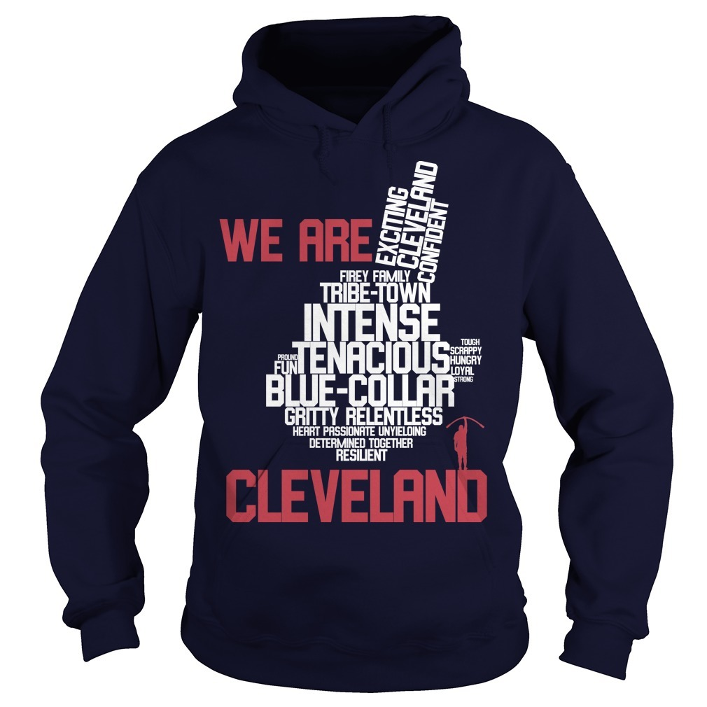 Chief Wahoo logo Trevor Bauer We Are Cleveland Hoodie