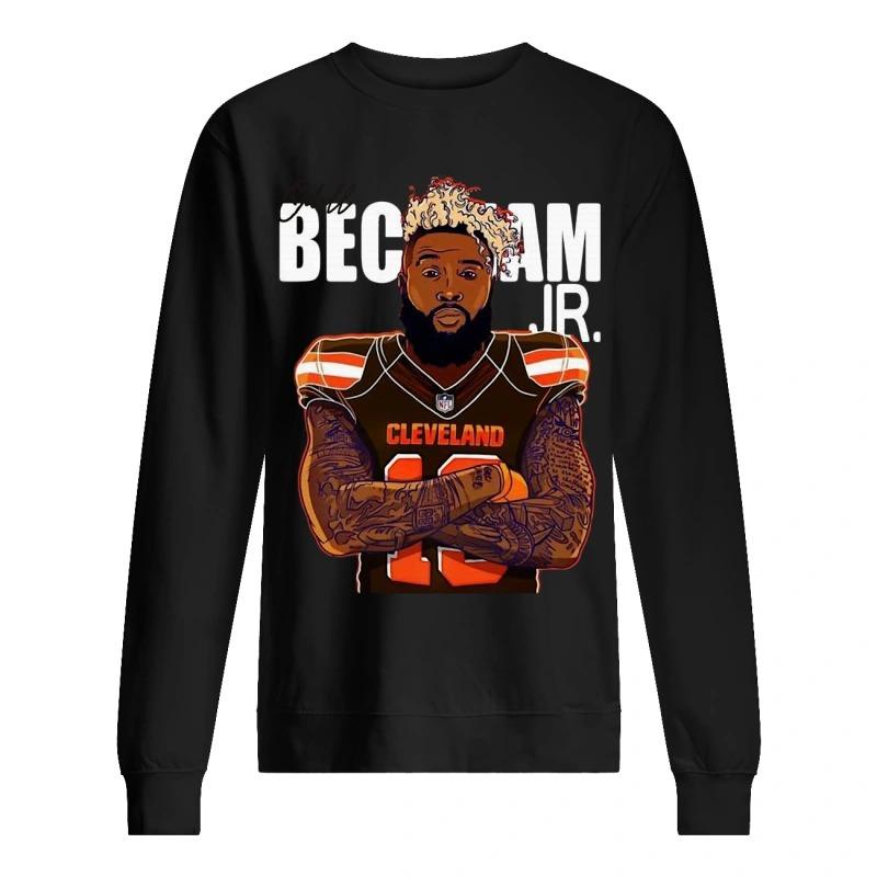 Cleveland Browns Odell Beckham JR Sweater