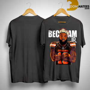 Cleveland Browns Odell Beckham JR shirt