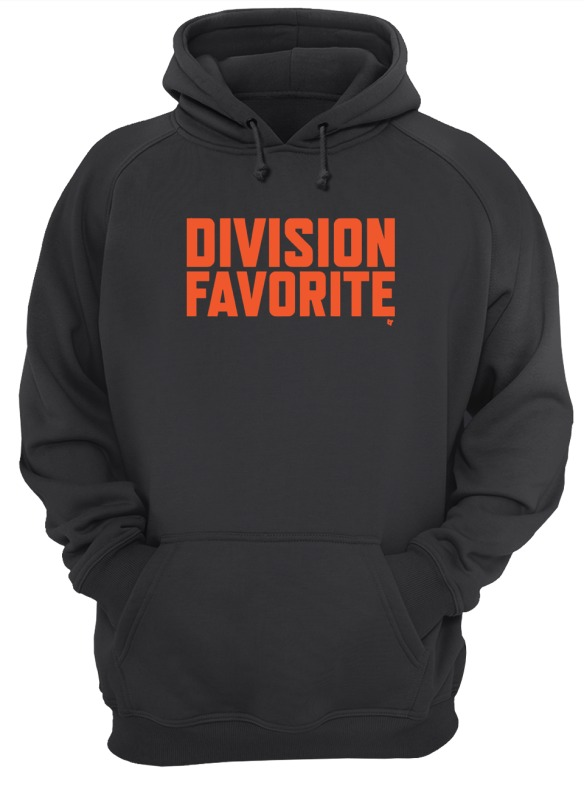 Cleveland Division Favorite Hoodie