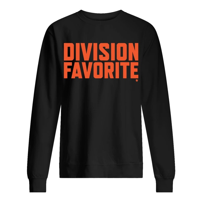 Cleveland Division Favorite Sweater