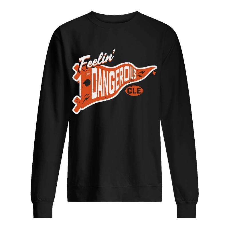 Cleveland Feelin' Dangerous Sweater