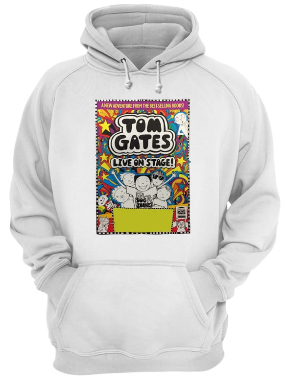 Crewe Lyceum Theatre tom gates live on stage Hoodie