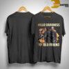 Daryl Dixon Rick Grimes Hello Darkness My Old Friend Shirt