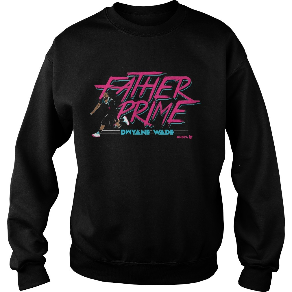 Dwyane Wade Father Prime Sweater