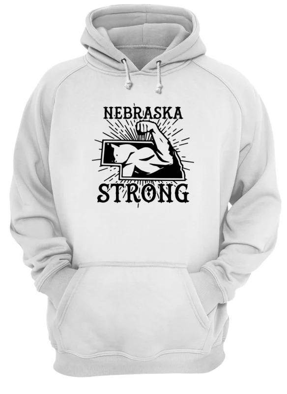 Nebraska Strong Hoodie