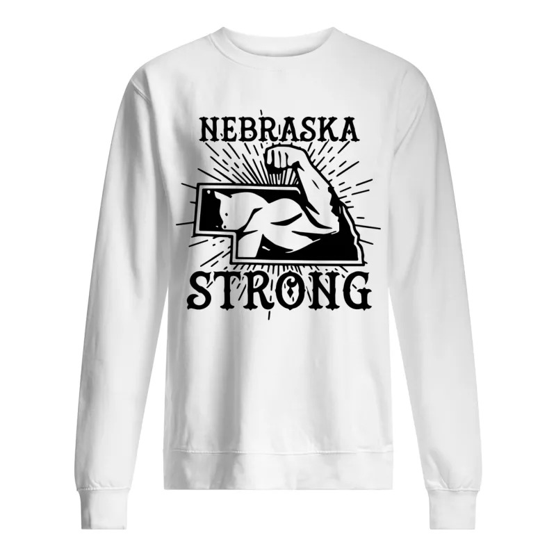Nebraska Strong Sweater