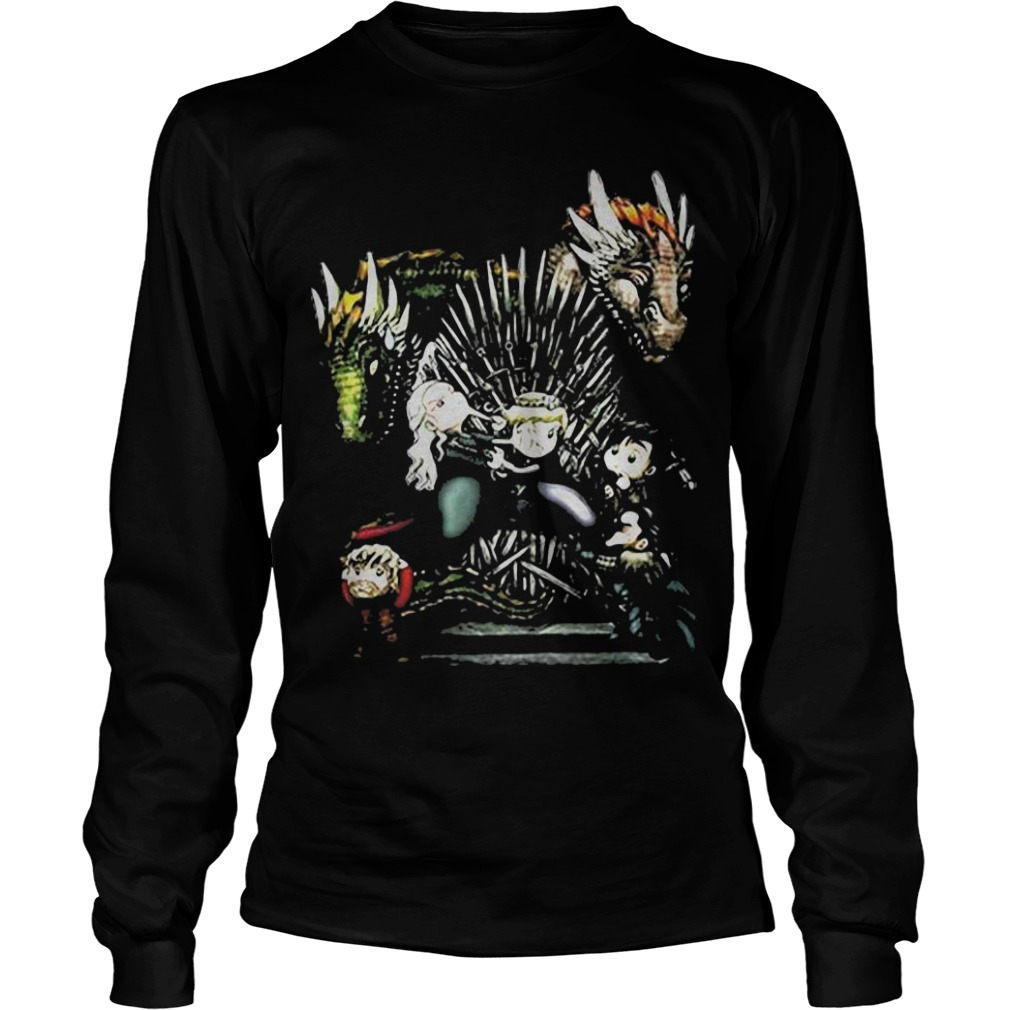 Pin By Ursula Romero Game Of Thrones Long Sleeve Tee