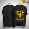 Proud To Be A Gryffindor Bravery Chivalry ShirtProud To Be A Gryffindor Bravery Chivalry Shirt