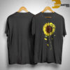 Skull Sunflower You Are My Sunshine Shirt