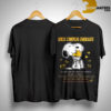 Snoopy And Woodstock Cure Multiple Sclerosis Shirt