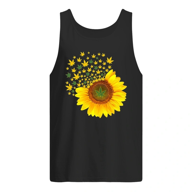 Sunflower Weed Tank Top