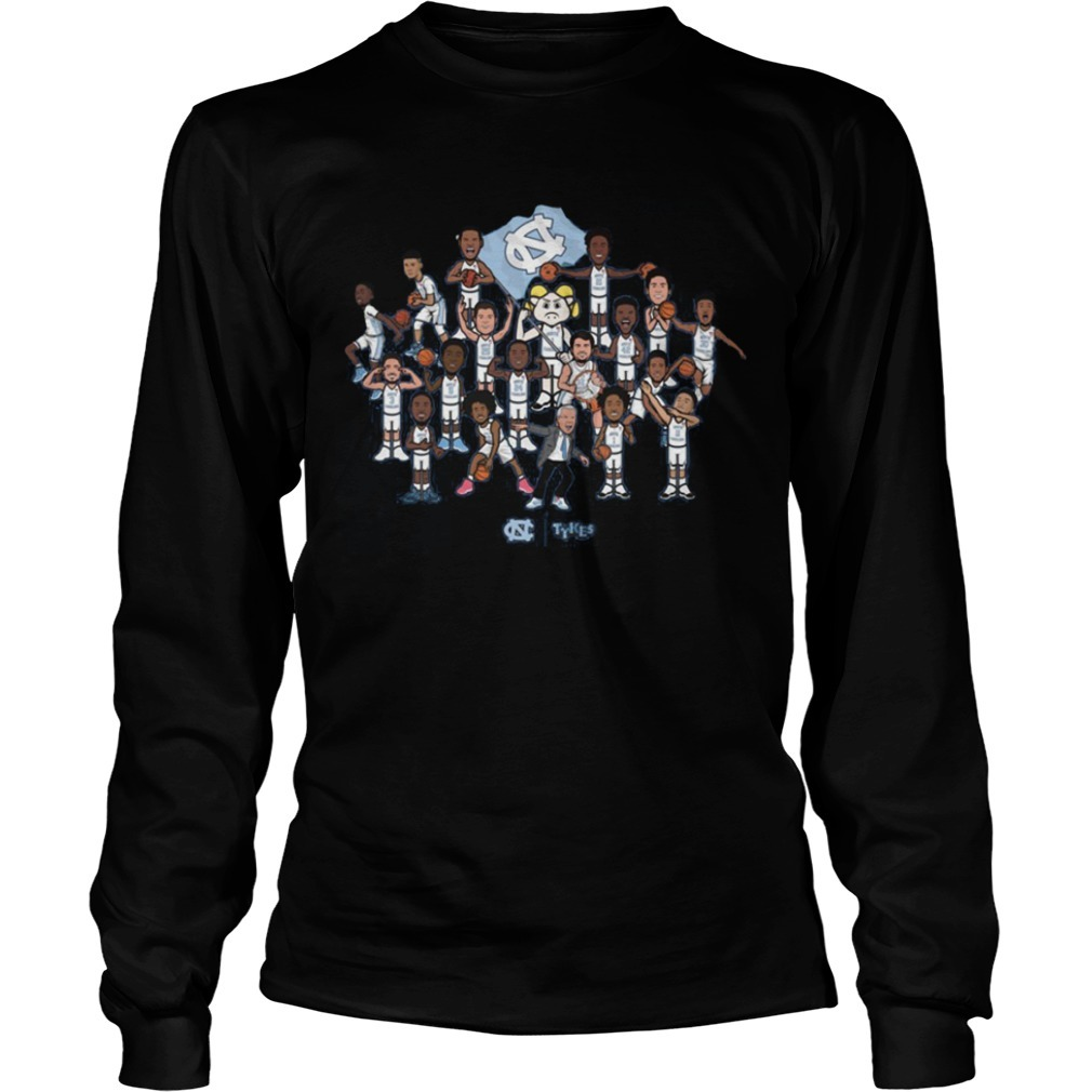 UNC Tykes Long Sleeve Tee