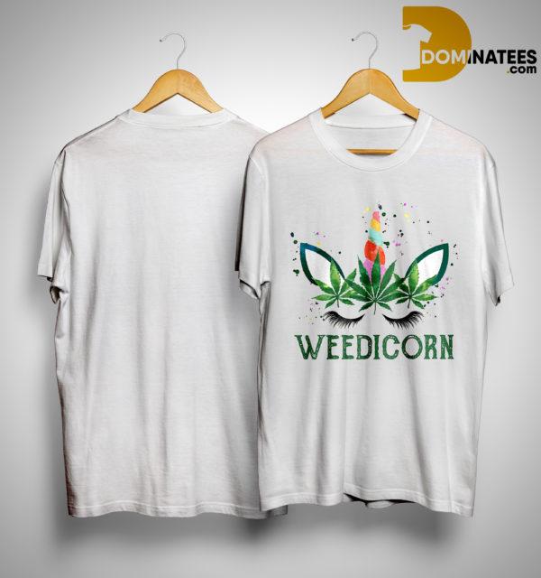 Unicorn Weedicorn Shirt