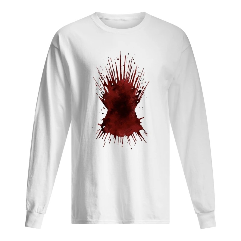 american red cross HBO game of thrones long Sleeve Tee