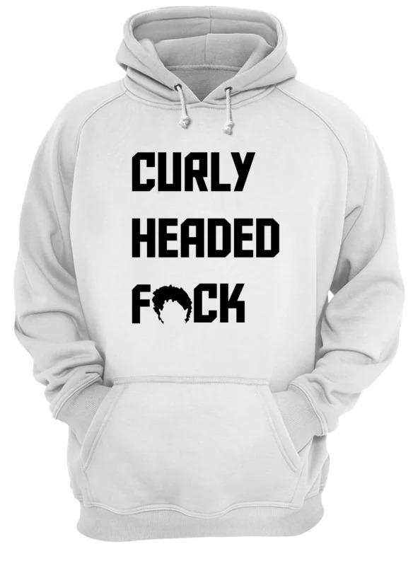 ben askren curly headed fuck Hoodie